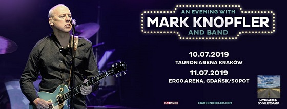 MARK KNOPFLER & BAND