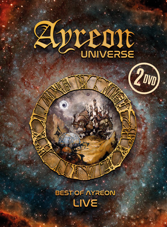 AYREON UNIVERSE - The Best of Ayreon Live