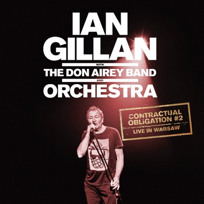 IAN GILLAN WITH THE DON AIREY BAND