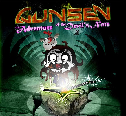 GUNSEN - The Adventure Of The Devil