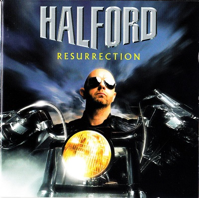 HALFORD – Resurrection