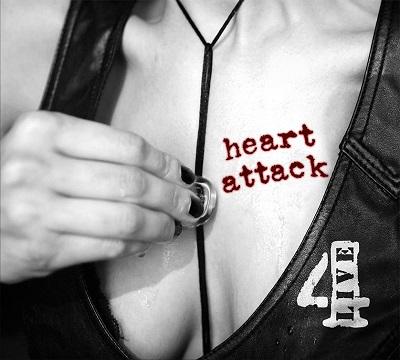HEART ATTACK - 4 Live
