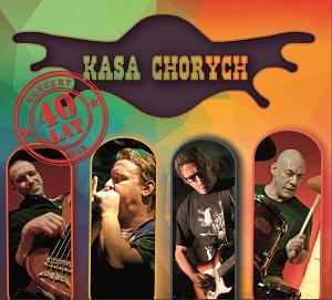 Kasa Chorych - 2015 - 40 lat - koncert