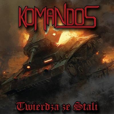 KOMANDOS - Twierdza ze stali (EP)