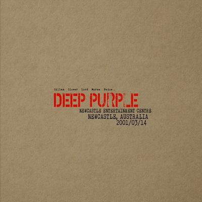DEEP PURPLE - Live Newcastle 2001