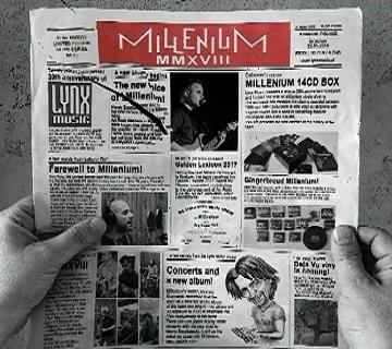 MILLENIUM - MMXVIII
