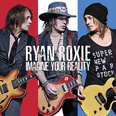 RYAN ROXIE - Imagine Your Reality