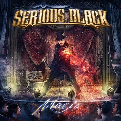 SERIOUS BLACK - Magic