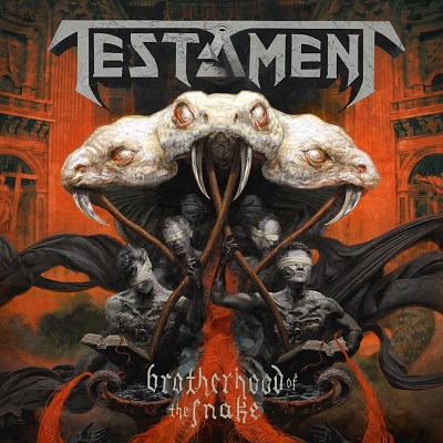 TESTAMENT - Brotherhood of a Snake