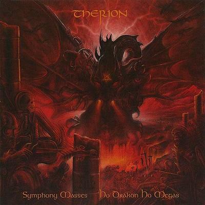 THERION - Symphony Masses: Ho Drakon, Ho Megas