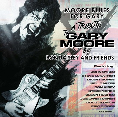 V/A - Moore Blues For Gary