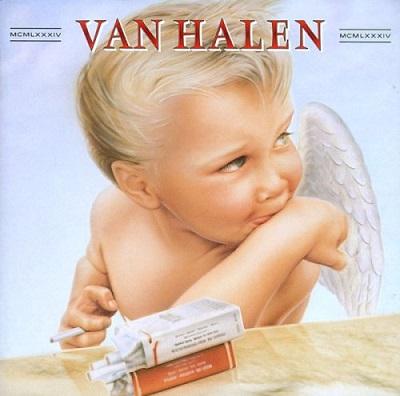 VAN HALEN - 1984<