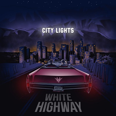 WHITE HIGHWAY - City Lights (EP)