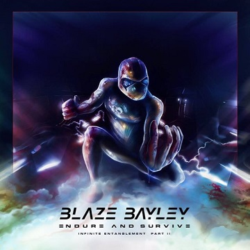 BLAZE BAYLEY - Endure and Survive