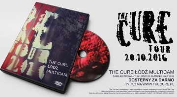 the cure multicam