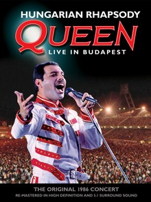 Queen - 2012 - Hungarian Rhapsody: Queen Live in Budapest